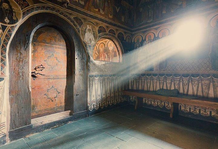 Lupsa Monastery, Alba, Romania