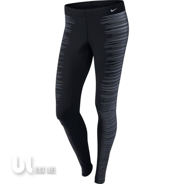 Nike Pro Flash Reflective Tight Leggings Damen Lauf Tights Fitness Trainingshose in Kleidung & Accessoires, Damenmode, Fitnessmode | eBay!