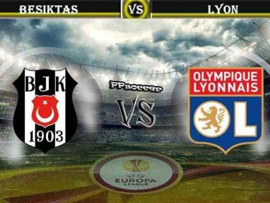 Besiktas vs Lyon Prediction 20.04.2017