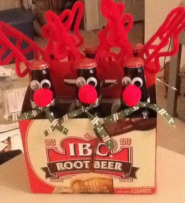 Reindeer root beer.