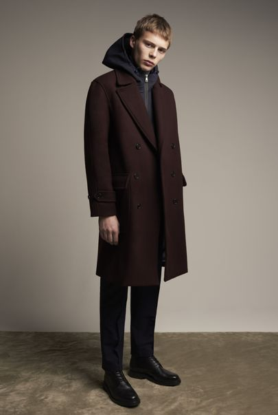 Markus Lupfer Fall 2017 Menswear Collection | British Vogue