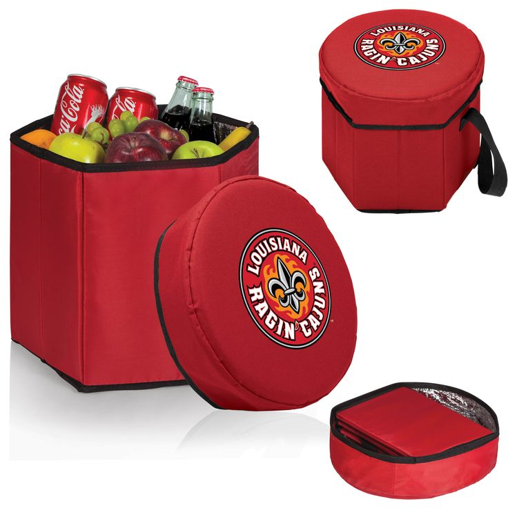 Cooler - University of Louisiana Ragin Cajuns | Louisiana, Coolers ...