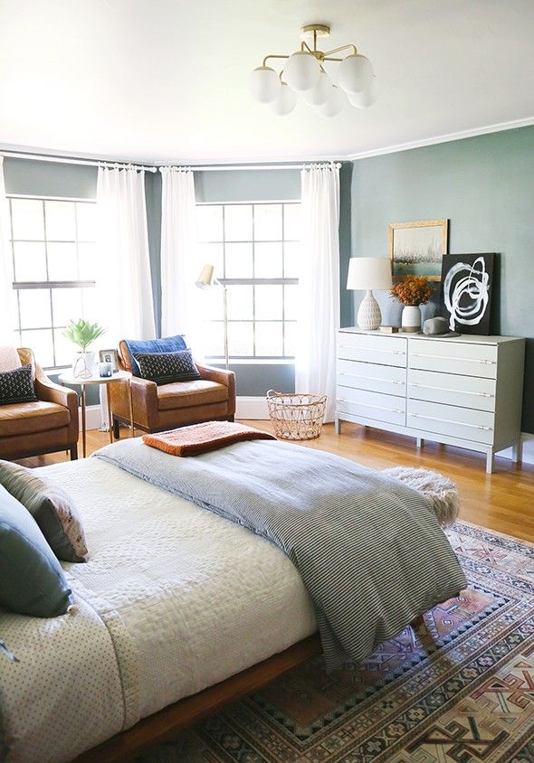 Green Bedroom Reveal Juniper Home Bedroom Green Juniper Home