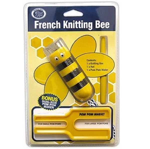 French Knitting Bee Set