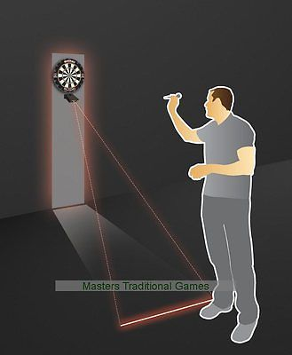 Other Darts 2907: Winmau Laser Oche -> BUY IT NOW ONLY: $33.31 on eBay!