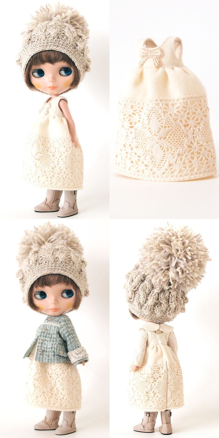 ** Blythe outfit ** Lucalily 247** : mahounote.