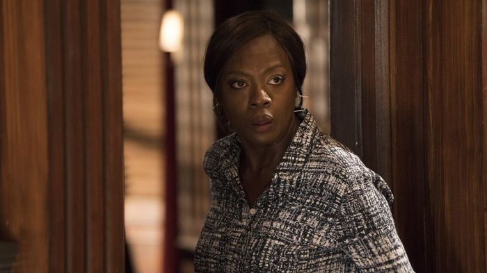 """Tell It Like It Is"" Talk Show: 'How to Get Away With Murder' Boss on Laurel's Bab..."