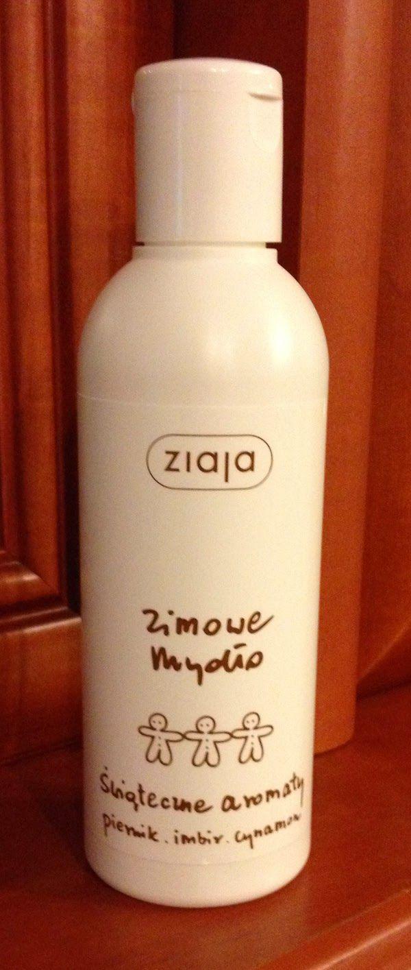 Zimowe mydło Ziaja – Piernik, imbir i cynamon