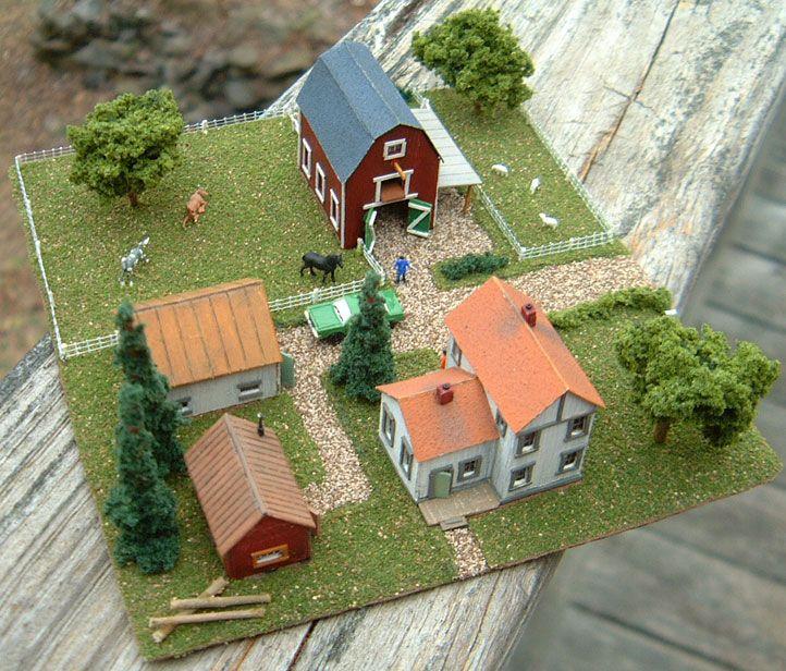 Cute model Farm