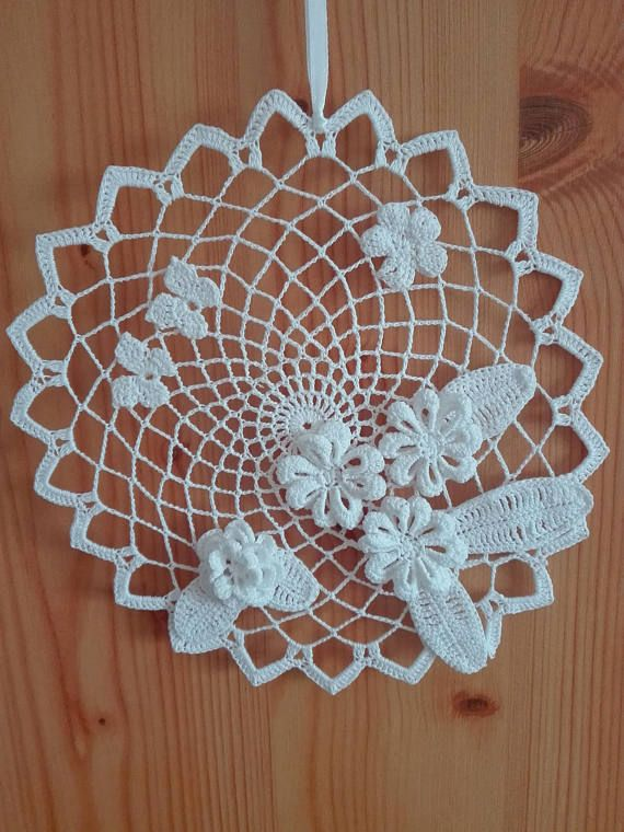 Hey, I found this really awesome Etsy listing at https://www.etsy.com/listing/513630930/white-home-decoraton-flower-and