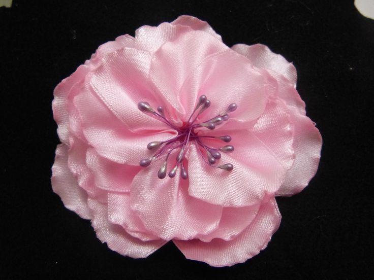 tutorial flores grande s para el cabello en citas de raso No. 241 Manual...