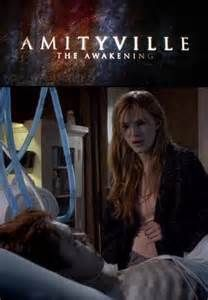 Amityville: The Awakening (April 15, 2016) a film part of the Amityville Horror saga, directed by Franck Khalfoun. The film surrounds an ambitious TV news intern who leads a team of journalists, clergymen and paranormal researchers into an investigation of the most famous haunted house case in the world. Stars: Bella Thorne, Jennifer Jason Leigh, Cameron Monaghan, McKenna Grace, Taylor Spreitler, and Thomas Mann.