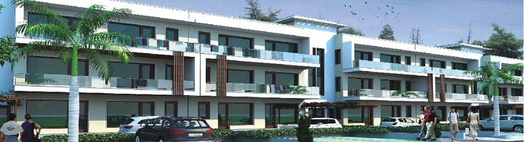Presidia Royals newly constructed luxury floors with best modern amenities, facilities property for sale Sonipat. This residential property for sale in Sonipat is Exclusively designed apartments with 4 Spacious Bedrooms Drawing cum Dining Room, 3 Toilets, 2 Personal car Parking for each floor, Terrace option for second floor and many more features.