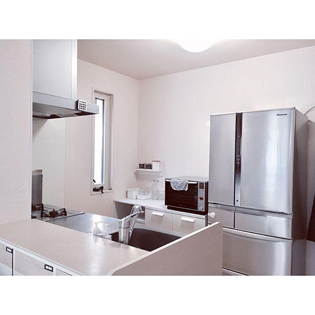 掃除が楽で生活感も出ない キッチンから物をなくすコツ 生活 キッチン インテリア