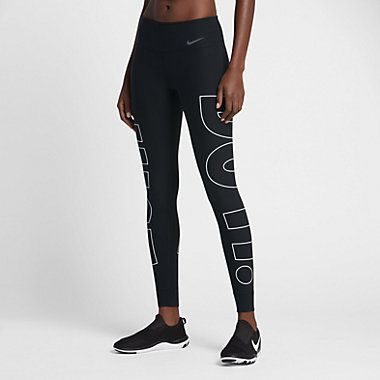 Nike Power Legend Women's Training Tights #Nike