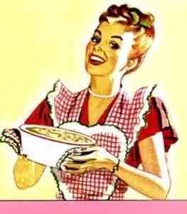 vintage chef -