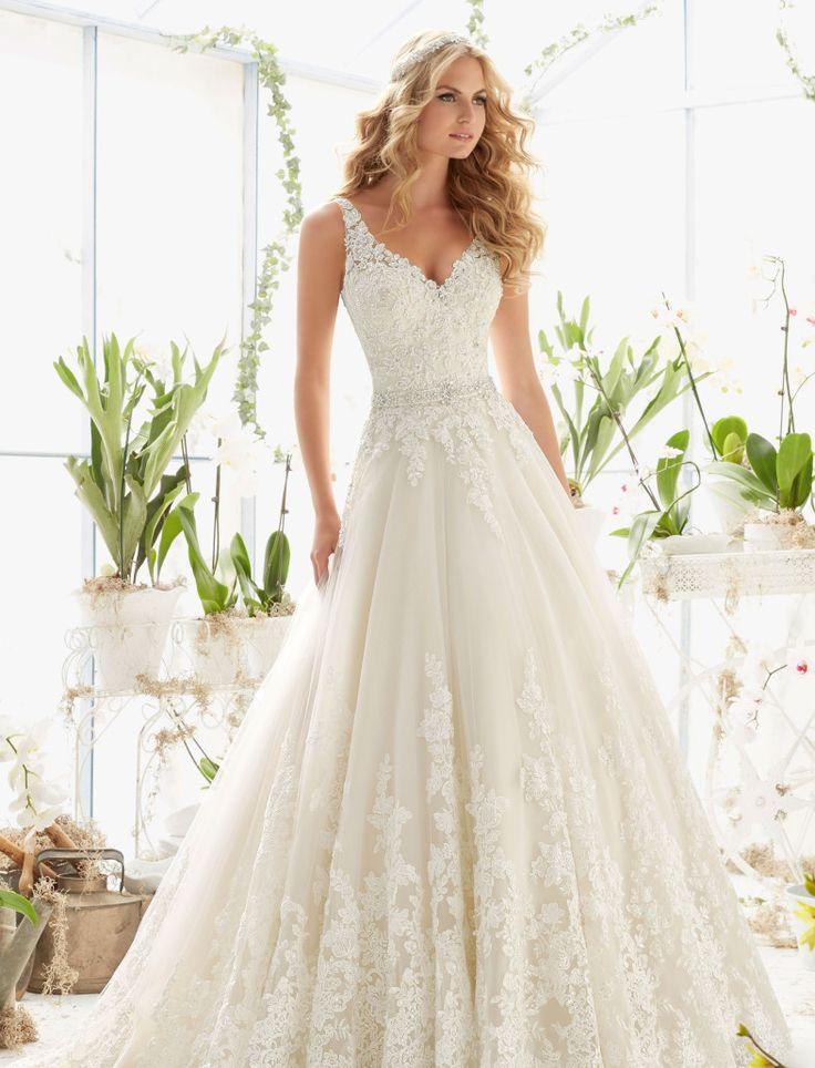 19 besten Hochzeitskleid Bilder auf Pinterest | Hochzeitskleider ...