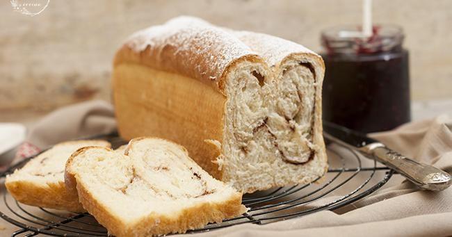 Menudo sabor tan rico van a tener las tostadas del desayuno si las preparas con este pan de canela que nos traen desde el blog ATRAPADA EN MI COCINA.