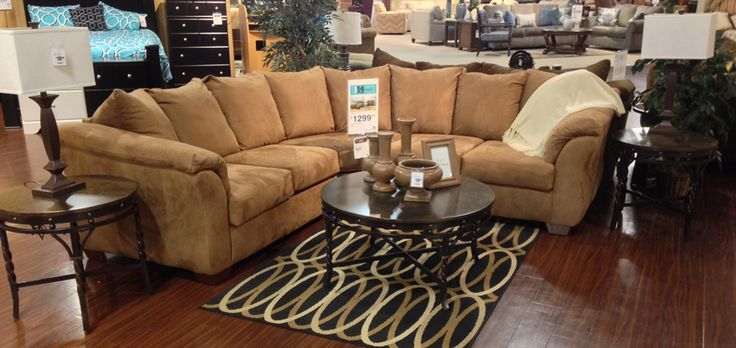Best 14 the works 14 piece packages images on pinterest - Ashley furniture 14 piece living room sale ...