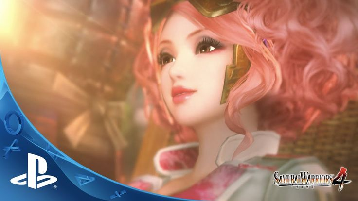 Samurai Warriors 4 -- Launch Trailer  http://www.videogamingvault.com/playstation.html  #samuraiwarriors4 #videogame #trailer