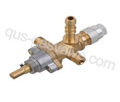 #Pilot #valves has the dual function of safety and control of the main valve  http://www.qs-gasvalve.com/