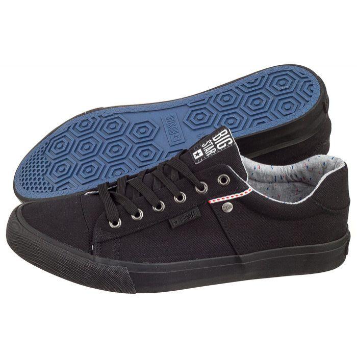 Buty Big Star Czarne Aa174096 W Butsklep Pl Shoes Superga Sneaker Sneakers