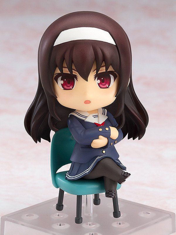 [Pre-Order] Nendoroid Saekano: How to Raise a Boring Girlfriend Utaha Kasumigaoka