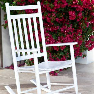 White Outdoor Rocking Chairs on Hayneedle - White Outdoor Rocking Chairs For Sale