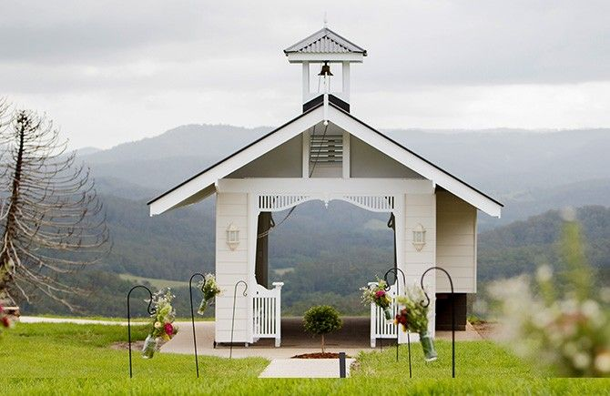 The Old Dairy, Maleny | Sunshine Coast Hinterland Wedding venue