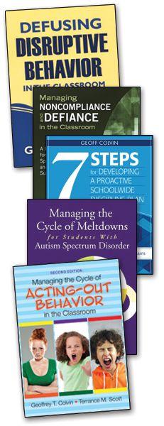 Geoff Colvin Behavior Book Collection