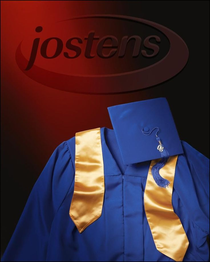 Jostens Caps and Gowns