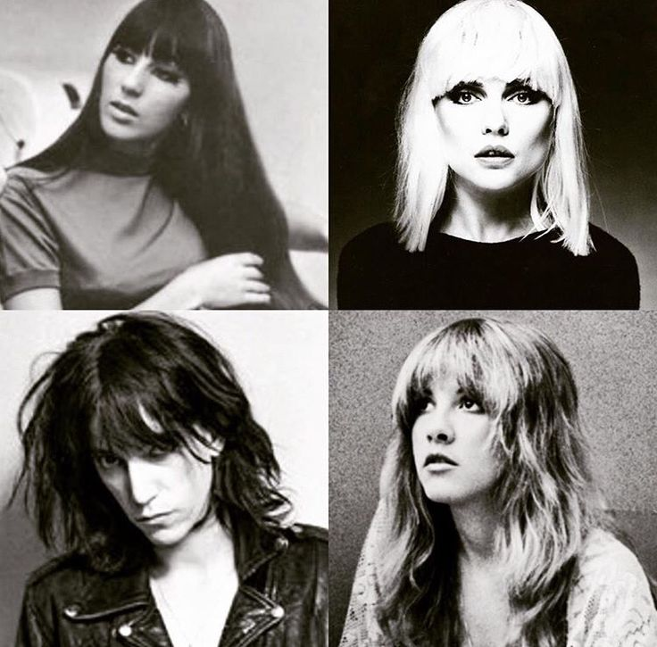 Babes with bangs