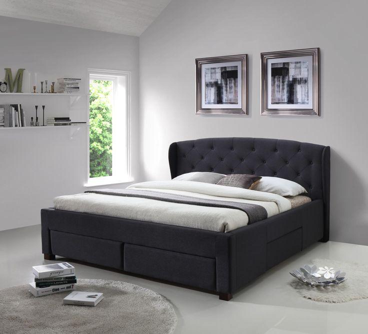 Xora Polsterbett Polsterbett Bett Schlafzimmer Set
