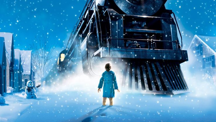 CHS Choraliers - The Polar Express by Chris Van Allsburg