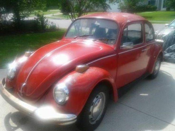 1972 Volkswagen Beetle for sale - Cadillac, MI | OldCarOnline.com Classifieds