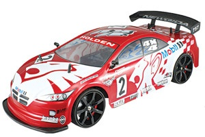 Dodge Stratus GT RC Remote 4 Wheel Drive (4WD) DRIFT RACING CAR 1/10 Scale