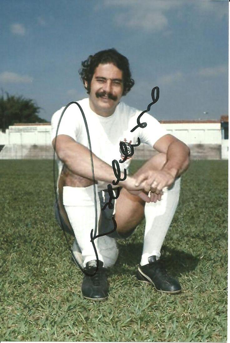 Roberto Rivelino del Corinthians (1965-1974).