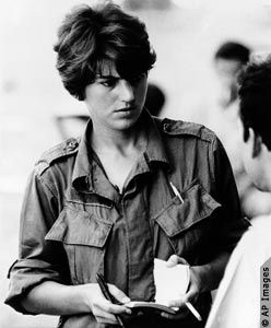 Kate Webb. New Zealand-born Australian journalist Kate Webb was 24 years old when, in 1967, she paid for a one-way ticket to Saigon intending to write about the Vietnam War. She became United Press International's Cambodia bureau chief. She was taken hostage by North Vietnamese soldiers and held for 23 days. Her distinguished journalism career with UPI and Agence-France Presse led her to write about other conflicts in Asia, including wars in Afghanistan. She died in 2007.