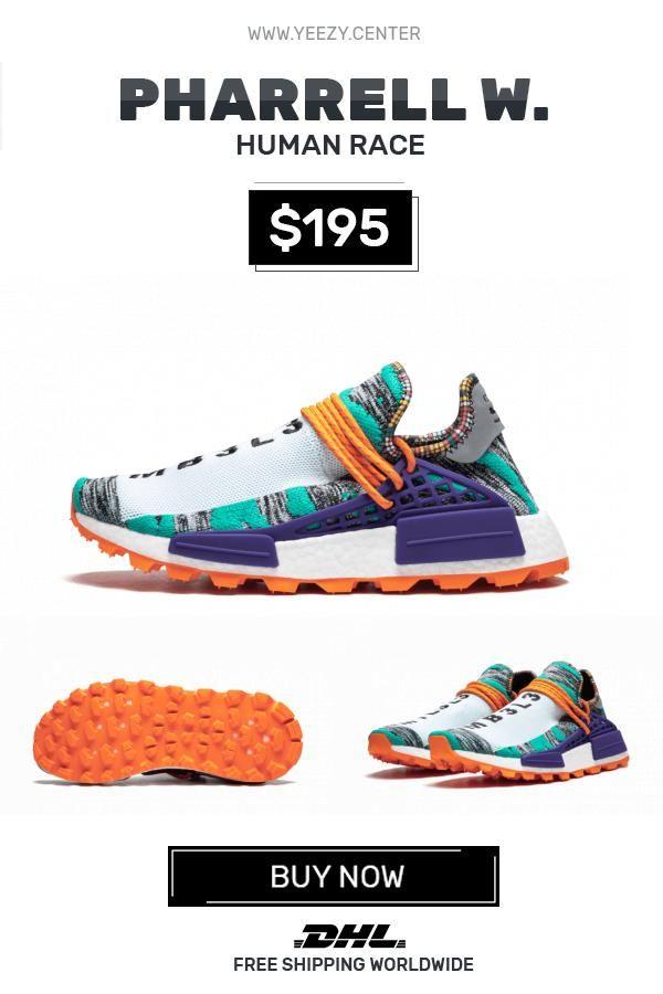 da6aff3c6050b Buy the best Human Race Adidas HU Solar M1L3L3   PW unauthorized sneakers