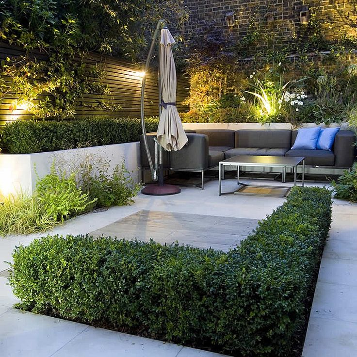 17 best images about petits jardins & terrasses on pinterest ...