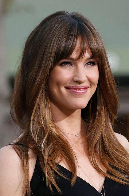 Jennifer Garner, les stars adoptent la frange