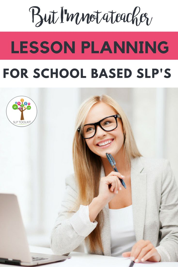 Lesson Planning for SLPs Simple short cuts and a well designed lesson plan template make planning SPEECH THERAPY sessions easy and effective.