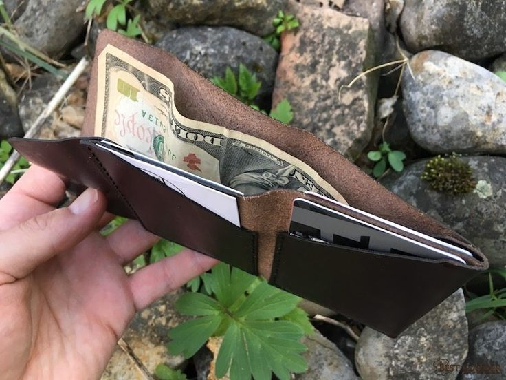 Check the m^2 Slim Wallet review @bestleather