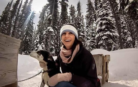 Do all Canadian's Ride Dog Sleds?!  http://www.oneadventureatatime.com/blog/do-all-canadians-ride-dog-sleds