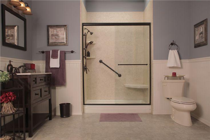 48 Best Shower Surround Images On Pinterest Bathroom Renovations Amazing Bathroom Remodel Albuquerque Minimalist