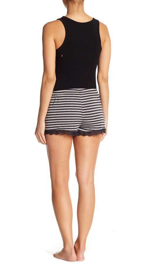 2a93e3e752 PJ Salvage Beauty Queen Striped Pajama Shorts  Beauty Salvage PJ ...