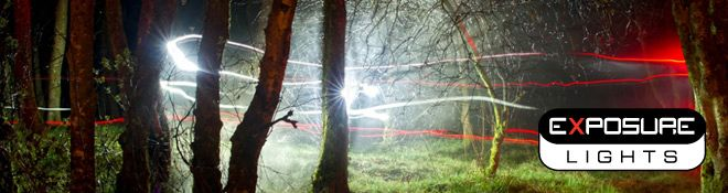 THE CROWDS AWARD…Outdoor Gear/Sporting Goods EXPOSURE LIGHTS , UK