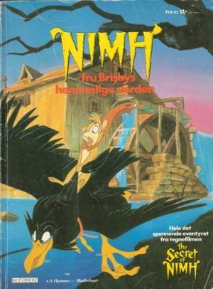 """""""NIMH - fru Brisbys hemmelige verden"""" av Robert C O'Brien"""