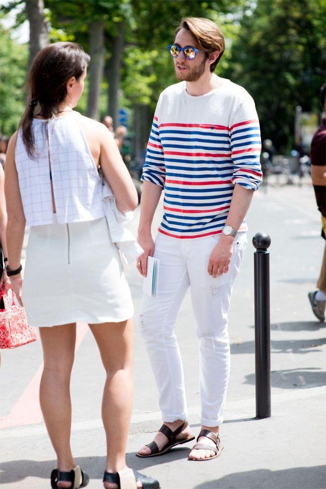 18 Concise Dapper Men's Outfit Looks in Paris