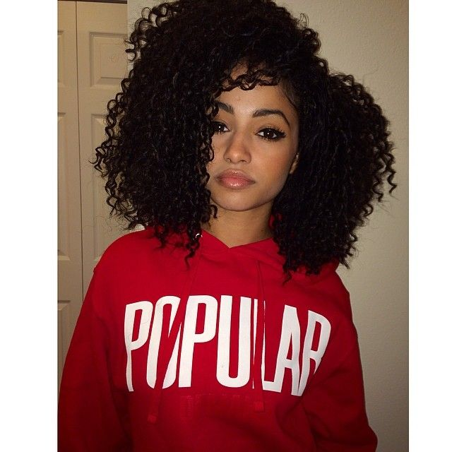 Astounding 1000 Ideas About Mixed Girls On Pinterest Curly Hair Mixed Hairstyle Inspiration Daily Dogsangcom
